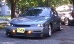 brooklyn finest 1995 Honda Accord