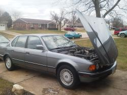 MCessnas 1991 BMW 7 Series