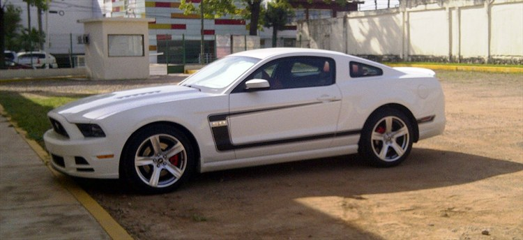 Another subiaur 2013 Ford Mustang post... - 15910787