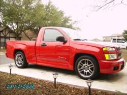 Upwardmovement 2007 Chevrolet Colorado Regular Cab