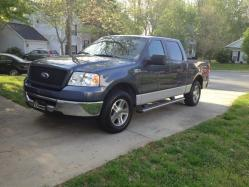2006F150Fordster 2006 Ford F150 SuperCrew Cab