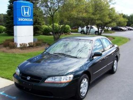 yectiR 1998 Honda Accord