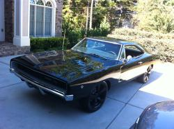 Choptop54s 1968 Dodge Charger
