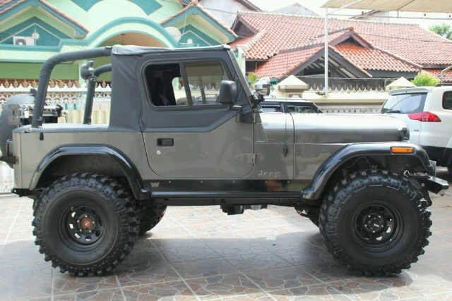 Amuliawan 1994 Jeep Yj Specs Photos Modification Info At