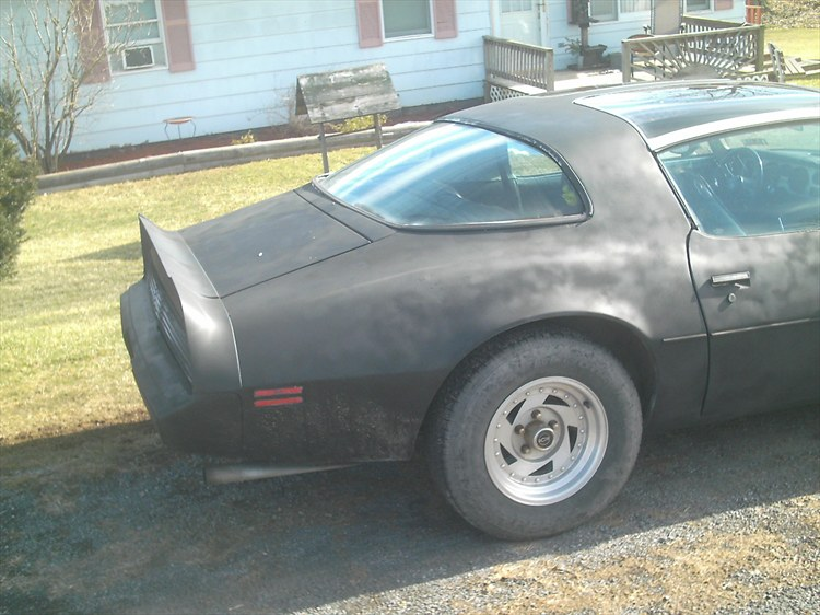 Another xBlazinPyrox 1979 Pontiac Firebird post... - 15611742