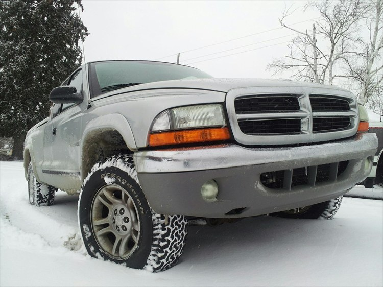 FitchieeFitch 2002 Dodge Dakota Club Cab