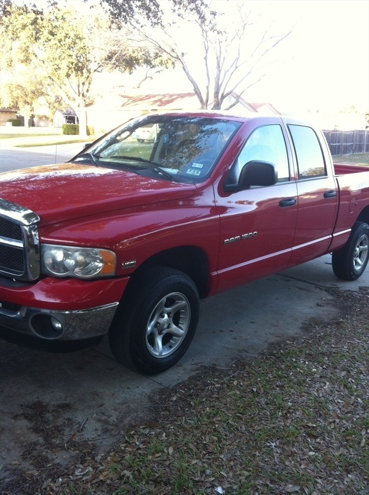 Rebel27 2003 Dodge Ram 1500 Crew Cab