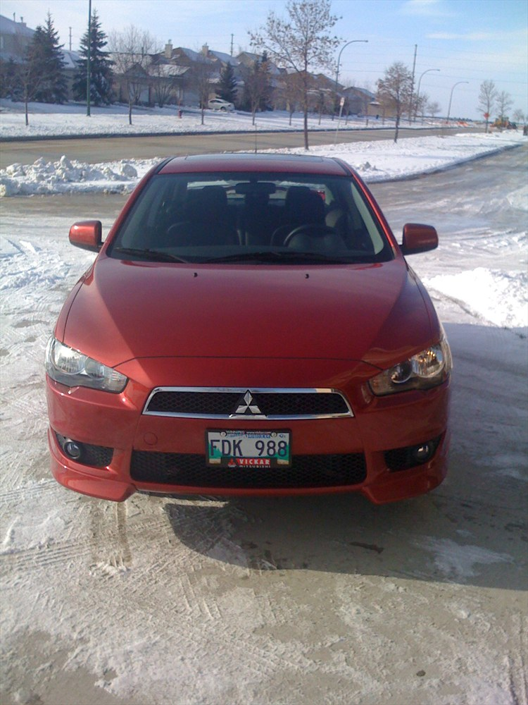 Another mysteryman592 2009 Mitsubishi Lancer post... - 15871774