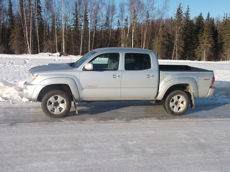 hicknutz 39 s 2007 toyota tacoma double cab pickup 4d 5 ft in parkaland wa. Black Bedroom Furniture Sets. Home Design Ideas