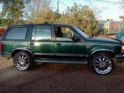 edgar castillo 1994 Ford Explorer