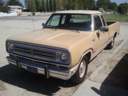 70montefan 1973 Dodge 100 Pickup