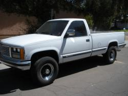 1989 Chevrolet 2500 Regular Cab