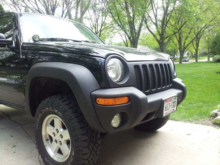 Another jmichaeldesigns 2003 Jeep Liberty post... - 15761799