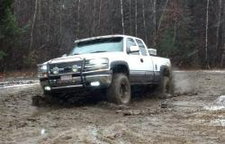00WhitePower 2000 Chevrolet 1500 Extended Cab