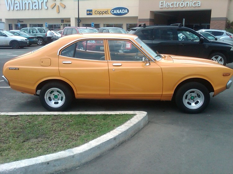Another dolv74 1975 Datsun 710 post... - 15712761