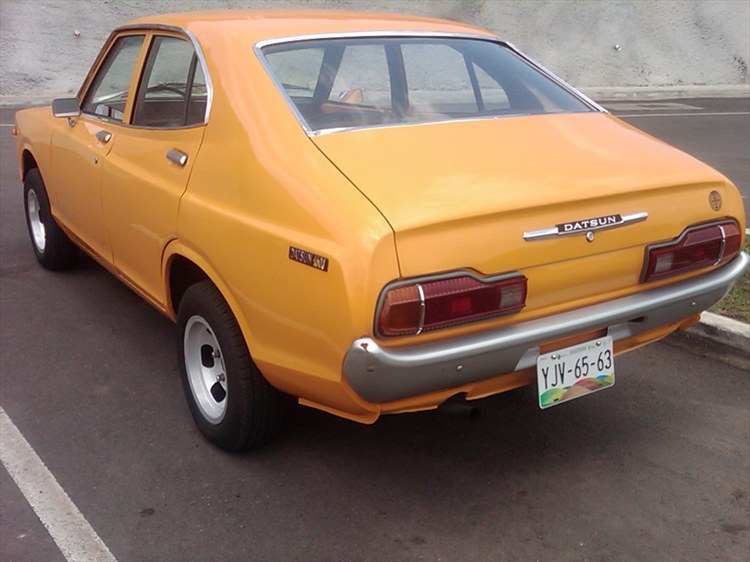 Another dolv74 1975 Datsun 710 post... - 15712762