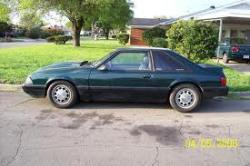 mr williams's 1991 Ford Mustang