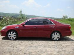 pepe chuy 2005 Toyota Camry