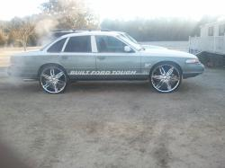 1994Vic 1996 Ford Crown Victoria