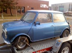 soon_to_b_pimpin 1983 Austin Mini