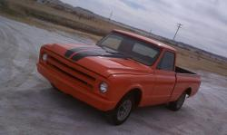 Adam Bomb 1967 Chevrolet C/K Pick-Up