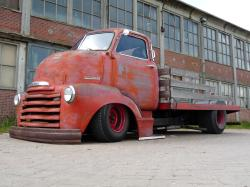 1951 Chevrolet C/K Pick-Up