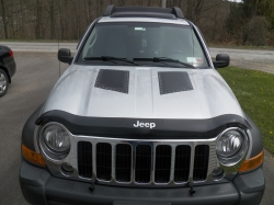 Gridiron 4x4s 2006 Jeep Liberty