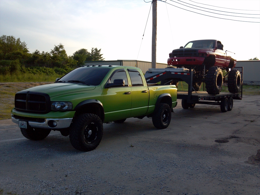 1998 Dodge Ram 1500 Regular Cab
