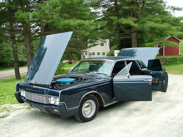 car6on14 1968 lincoln continental specs photos. Black Bedroom Furniture Sets. Home Design Ideas