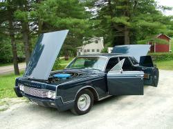 Car6on14 1968 Lincoln Continental