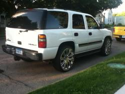 joe martinez's 2005 Chevrolet Tahoe