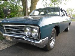 1966 Buick Special Deluxe