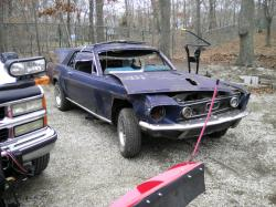 71steed 1968 Ford Mustang