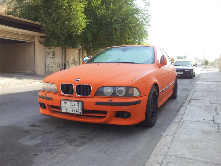 Another KISS0EVO 2001 BMW 5 Series post... - 15603772