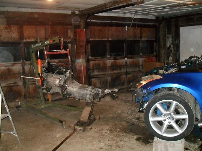 MicroSprint5 2003 Nissan 350ZPerformance Coupe 2D Specs