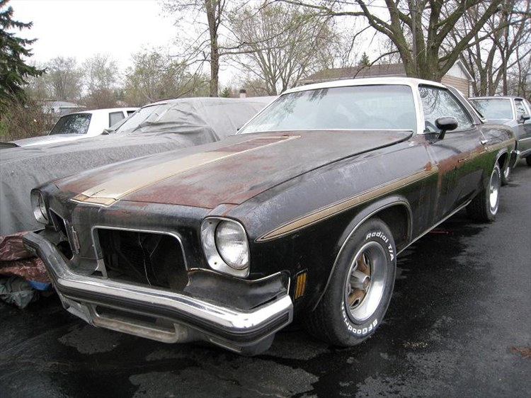 74hurstolds 1974 Oldsmobile Hurst/Olds 18902440