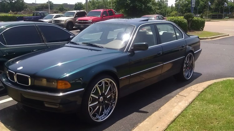 frobertsonjr 39 s 1997 bmw 7 series 740il sedan 4d in memphis tn. Black Bedroom Furniture Sets. Home Design Ideas