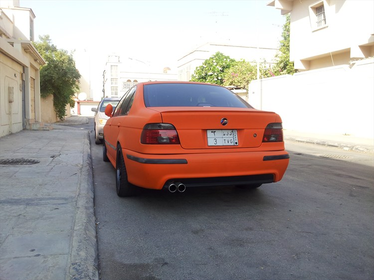 Another KISS0EVO 2001 BMW 5 Series post... - 15603763