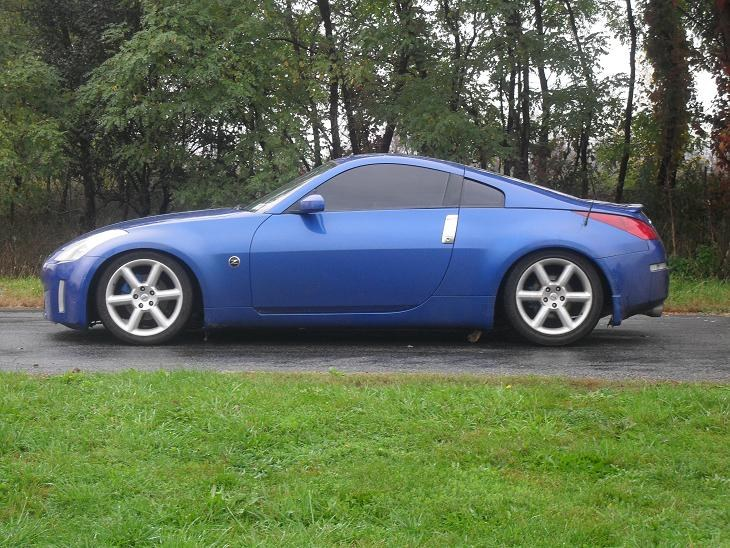 microsprint5 2003 nissan 350zperformance coupe 2d specs photos modification info at cardomain. Black Bedroom Furniture Sets. Home Design Ideas