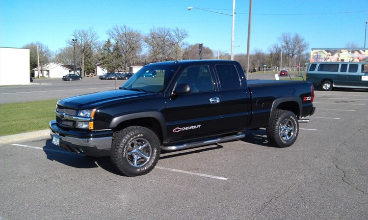 2003 Chevrolet 1500 Extended Cab
