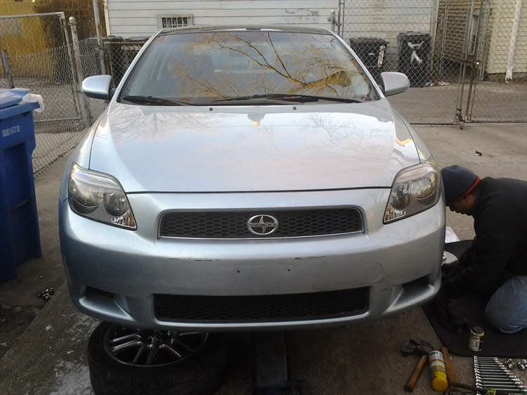 e3phase 2007 Scion TC