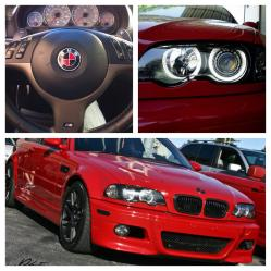 RedNation 2004 BMW M3