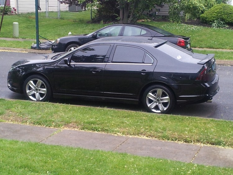 PPD2472 2011 Ford FusionSport Specs, Photos, Modification ...