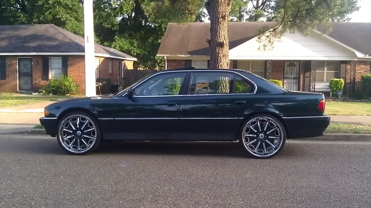frobertsonjr 1997 bmw 7 series740il sedan 4d specs photos. Black Bedroom Furniture Sets. Home Design Ideas
