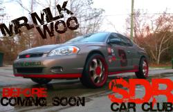 Stay Down Ryders 2007 Chevrolet Monte Carlo