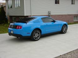 randeez11 2011 Ford Mustang