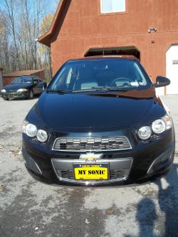 Kyle Harrington 2012 Chevrolet Sonic