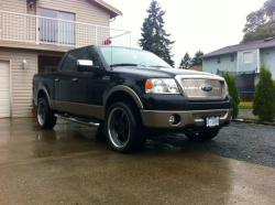 Grimus's 2006 Ford F150 SuperCrew Cab