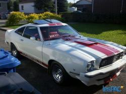 cobraIIdeno 1977 Ford Mustang II