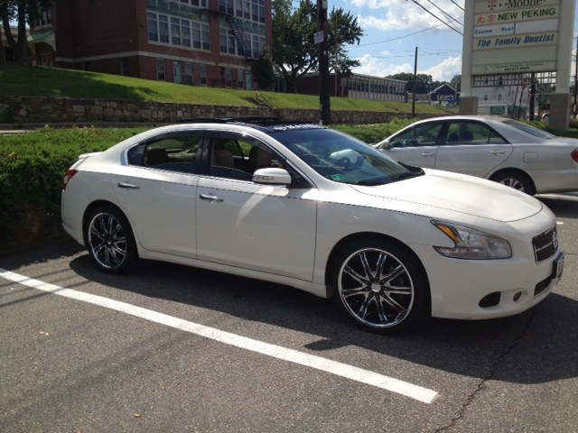 brianf2323 39 s 2009 nissan maxima sv in pawtucket ri. Black Bedroom Furniture Sets. Home Design Ideas
